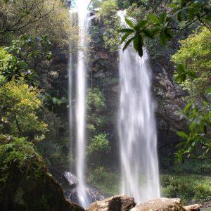 スプリングブルック 双子滝