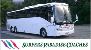 Surfers Paradise Coaches